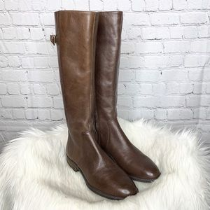 Sam Edelman Patton 2 Leather Tall Riding Boots